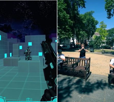 Le jeu de tir Reality Clash en AR débute ses tests: ou quand Pokémon Go rencontre Call of Duty 2