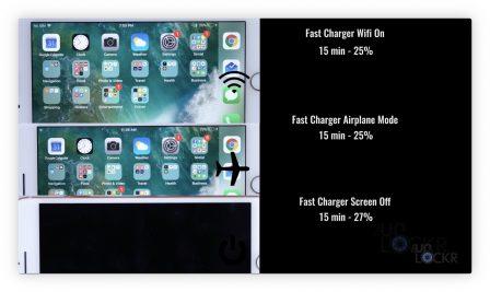 Charger son iPhone éteint est plus rapide: vrai ou faux? Et autres tests (vidéo) 3