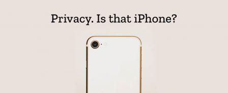 Mozilla félicite Apple pour ses efforts concernant la vie privée, mais pétitionne pour aller encore plus loin 2