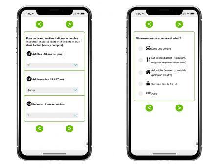 SnapMyEats: l'app iOS qui offre des bons cadeaux Amazon en scannant ses tickets de repas et boissons (partenaire) 3