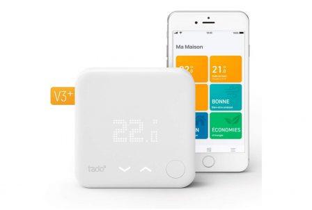 Promo du jour: 7 Kits Hue et des thermostats Tado homekit  + code promo 10€ pour 50€ d'achat Amazon 7
