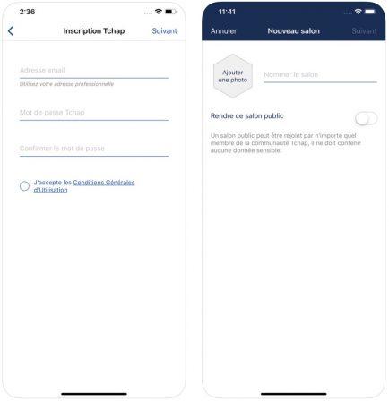 Voici Tchap, la nouvelle messagerie iOS et Android sécurisée des officiels français 2