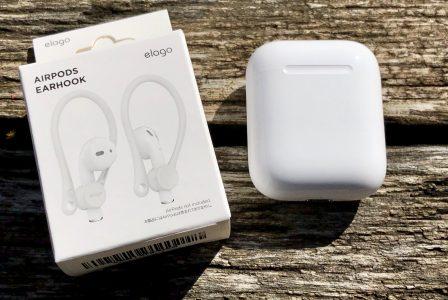 Promo flash / Test des EarHooks, des contours d'oreille pour faire du sport avec ses AirPods sans risque de perte 3