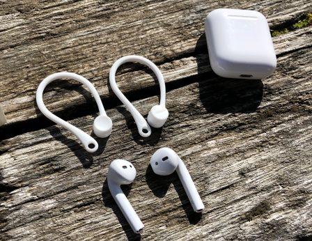 Promo flash / Test des EarHooks, des contours d'oreille pour faire du sport avec ses AirPods sans risque de perte 4