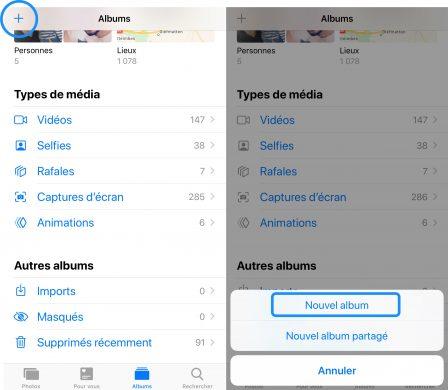 """Tuto iOS: comment créer ses propres vidéos """"Souvenir"""" avec une sélection de photos 2"""