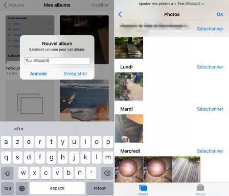 """Tuto iOS: comment créer ses propres vidéos """"Souvenir"""" avec une sélection de photos 3"""
