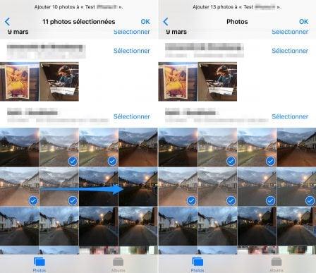 """Tuto iOS: comment créer ses propres vidéos """"Souvenir"""" avec une sélection de photos 4"""