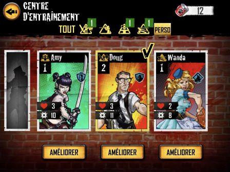 Zombicide: une adaptation iOS réussie du jeu de plateau 4