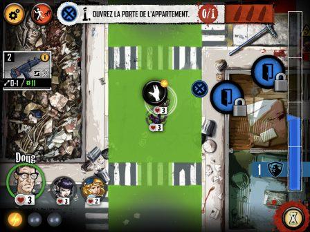 Zombicide: une adaptation iOS réussie du jeu de plateau 2