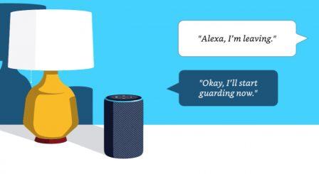 Les enceintes actives Amazon Echo se transforment en chien de garde connecté 2