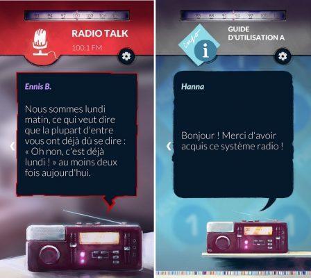 """Alt-Frequencies: les créateurs """"d'Another Lost Phone"""" sortent une enquête qui s'écoute, sur iPhone et iPad 3"""