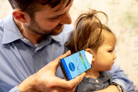 Des chercheurs développent une app iPhone pour détecter les symptômes d'une otite, avec un simple papier 2