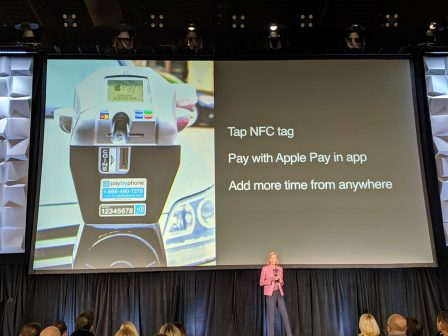 Apple lance le paiement NFC sans appli: pour trottinettes, parking .... et plus 3