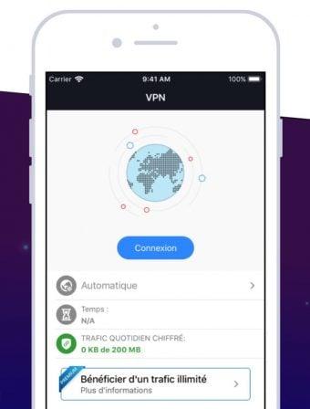 MàJ gagnants - Découvrez l'app Bitdefender et tentez de gagner l'un des lots: 5 x un an de VPN iPhone/iPad 3
