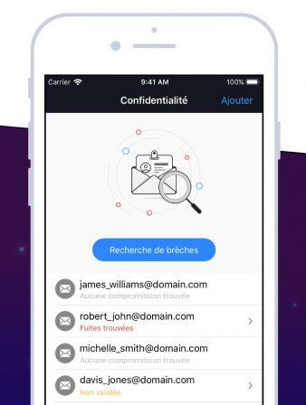 MàJ gagnants - Découvrez l'app Bitdefender et tentez de gagner l'un des lots: 5 x un an de VPN iPhone/iPad 4