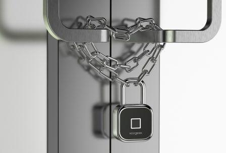 Nouveau, un étonnant cadenas HomeKit s'ouvre via ses empreintes digitale ou à la voix avec Siri 4