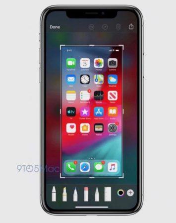 """Premières captures d'écrans iOS 13: mode sombre/nuit, nouvelle appli """"Rappels""""  et plus à découvrir en avant-première 4"""