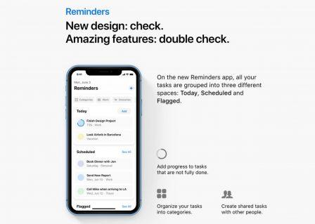 Superbe concept pour tenter de visualiser les changements annoncés pour iOS 13 (et ... plus) 2