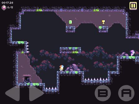 Test de Daggerhood: bien plus qu'un n-ième jeu de plateforme rétro sur iPhone et iPad 2