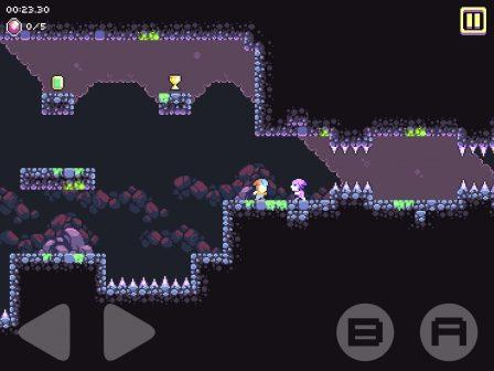 Test de Daggerhood: bien plus qu'un n-ième jeu de plateforme rétro sur iPhone et iPad 3
