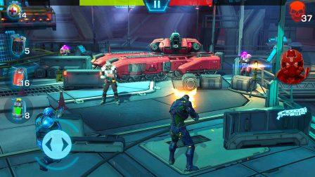 """Combats et science-fiction de retour sur iOS avec le nouveau """"Evolution 2: Battle for Utopia"""" 2"""