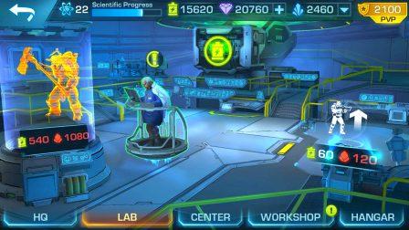 """Combats et science-fiction de retour sur iOS avec le nouveau """"Evolution 2: Battle for Utopia"""" 3"""