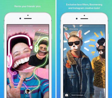 L'app Instagram Direct, copie de Snapchat, va rejoindre l'appli Instagram principale 2