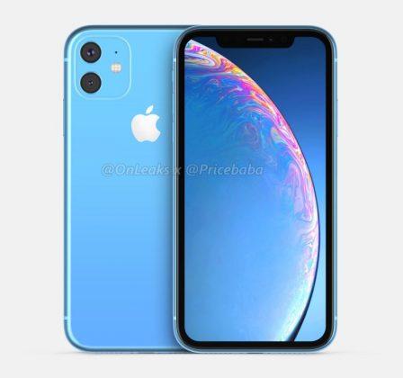 Des rendus et une vidéo anticipent l'iPhone XR version 2019 et ses deux objectifs 3