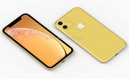 Des rendus et une vidéo anticipent l'iPhone XR version 2019 et ses deux objectifs 2