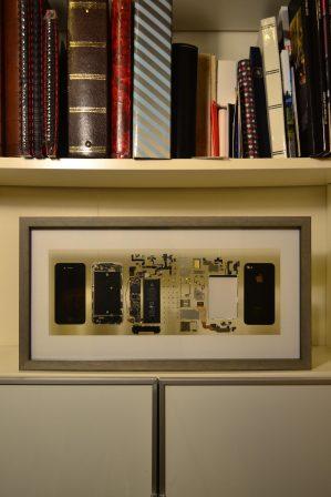 Votre vieil iPhone peut devenir... un tableau! 3