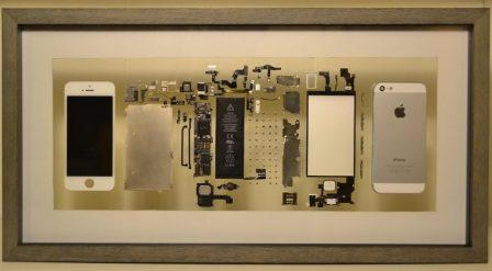 Votre vieil iPhone peut devenir... un tableau! 2