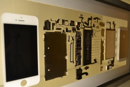 Votre vieil iPhone peut devenir... un tableau! 4