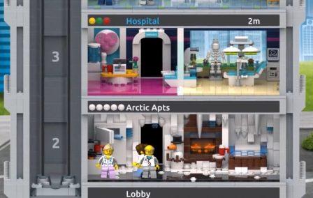 Lego Tower: nouveau jeu iPhone et iPad pour les fans de briquettes et de tours (Màj) 2