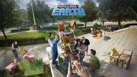 On en sait (beaucoup) plus sur la mécanique de jeu du Minecraft AR que prépare Microsoft (vidéo) 4