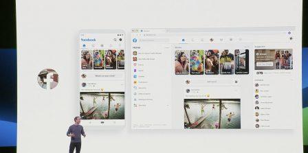Nouveautés Facebook: redesign de l'app iOS, nouvelles fonctions pour Messenger et Instagram 5