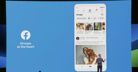 Nouveautés Facebook: redesign de l'app iOS, nouvelles fonctions pour Messenger et Instagram 6