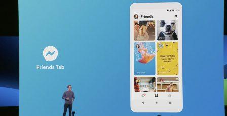 Nouveautés Facebook: redesign de l'app iOS, nouvelles fonctions pour Messenger et Instagram 3