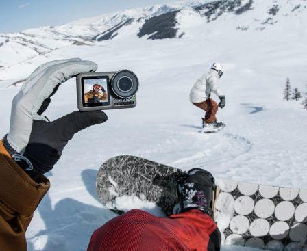 DJI va chercher GoPro sur son terrain avec sa nouvelle caméra d'action 2