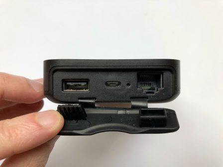 En photos avant son test: le tout nouveau FileHub, de RavPower: lecteur de clé USB sans-fil, routeur, transfert de données, etc.... 5