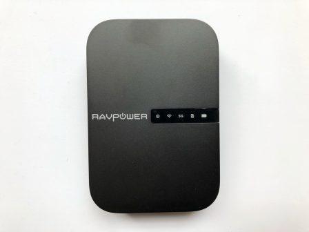 En photos avant son test: le tout nouveau FileHub, de RavPower: lecteur de clé USB sans-fil, routeur, transfert de données, etc.... 3