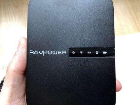 En photos avant son test: le tout nouveau FileHub, de RavPower: lecteur de clé USB sans-fil, routeur, transfert de données, etc.... 9