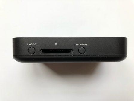 En photos avant son test: le tout nouveau FileHub, de RavPower: lecteur de clé USB sans-fil, routeur, transfert de données, etc.... 6