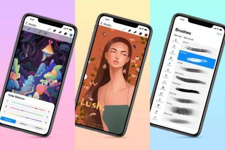 Procreate Pocket 3 sur iPhone offre désormais des outils du niveau de la version iPad 2
