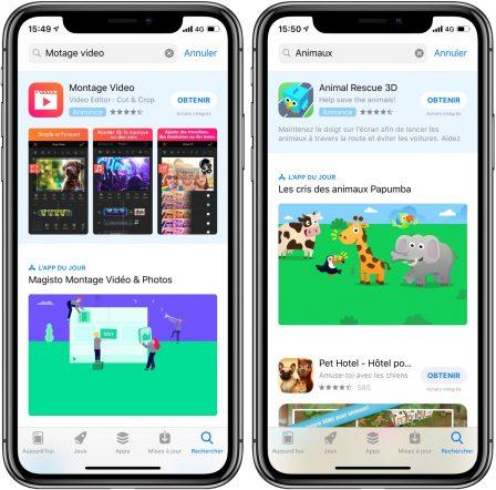 Les pubs sur l'App Store: un business florissant pour Apple selon Tim Cook 2