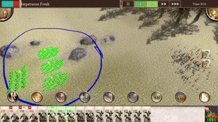 Après l'iPad, les barbares envahissent l'iPhone dans l'excellent Rome Total War: disponible! 3