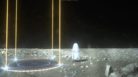 """Test """"Solar Explorer: New Dawn"""" : réussissez votre alunissage dans cette excellente simulation spatiale, sur iPhone, iPad 3"""