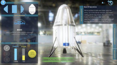"""Test """"Solar Explorer: New Dawn"""" : réussissez votre alunissage dans cette excellente simulation spatiale, sur iPhone, iPad 5"""
