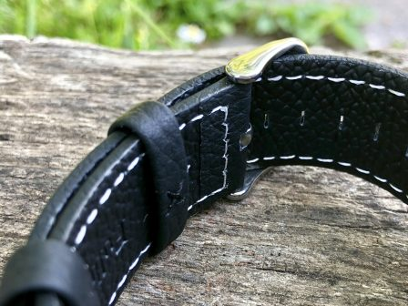 Test (sur 6 mois) du bracelet cuir Fullmosa pour Apple Watch: robuste, élégant et pas cher! 8