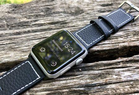 Test (sur 6 mois) du bracelet cuir Fullmosa pour Apple Watch: robuste, élégant et pas cher! 9
