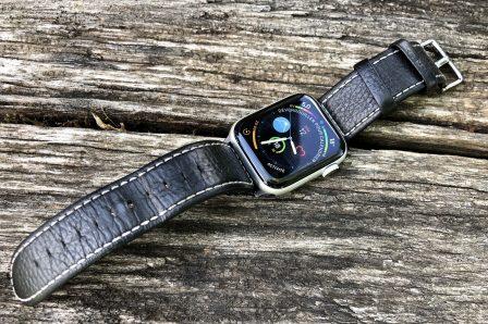 Test (sur 6 mois) du bracelet cuir Fullmosa pour Apple Watch: robuste, élégant et pas cher! 12